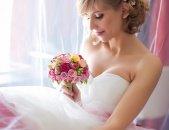 Свадебные прически на короткие волосы, фото 4