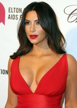 Макияж для брюнеток с красной помадой, макияж под коктейльное платье
