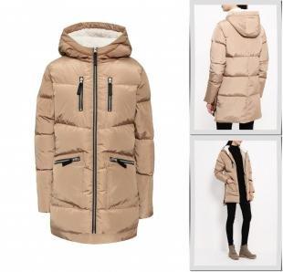 Куртки, куртка утепленная ichi, осень-зима 2016/2017