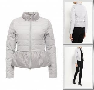 Серые куртки, куртка утепленная phard, осень-зима 2016/2017