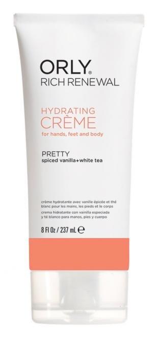 Крем-скраб, orly rich renewal hydrating crème pretty (объем 237 мл)