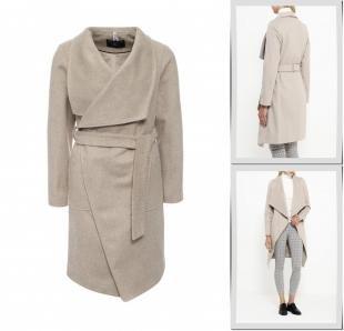 Бежевые пальто, пальто dorothy perkins, осень-зима 2016/2017