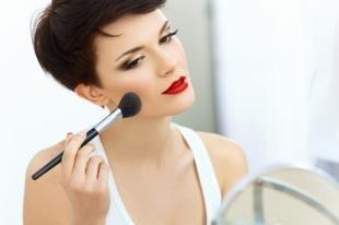 Идеальный макияж, эффектный макияж для карих глаз