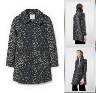 Разноцветные пальто, пальто mango, осень-зима 2016/2017