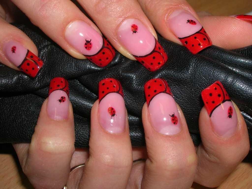 Маникюр дизайн ногтей в домашних условиях фото