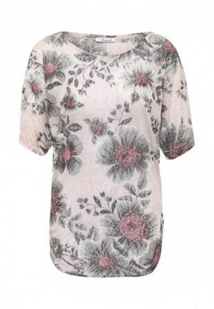 Розовые футболки, футболка aurora firenze, весна-лето 2016