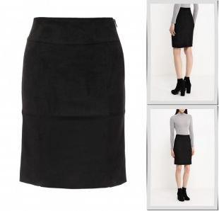 Черные юбки, юбка vero moda, весна-лето 2016