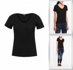 Черные футболки, футболка jennyfer, осень-зима 2016/2017