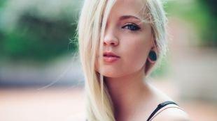 Макияж в стиле гранж, макияж для серых глаз со стрелками