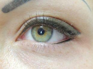 Татуаж глаз, татуаж глаз - тени